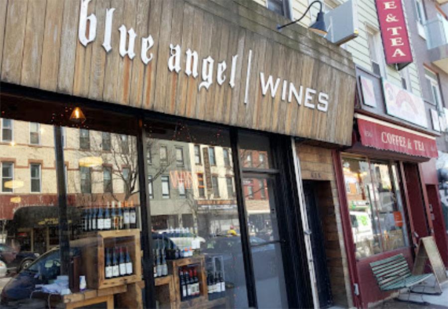 Blue angel wines