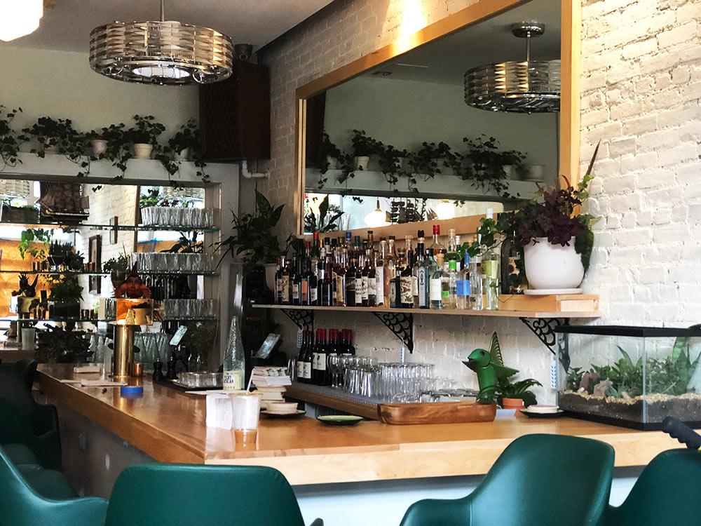 The Bar at Thompson Brooke