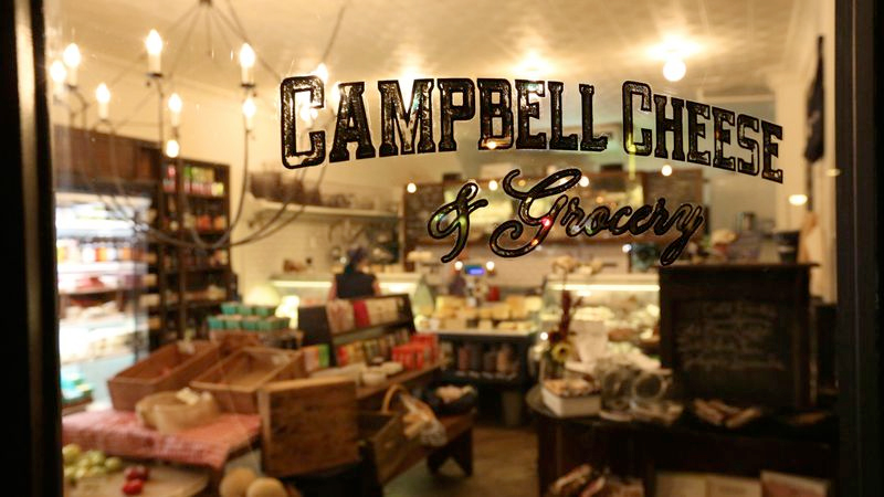 Campbell Cheese Shop
