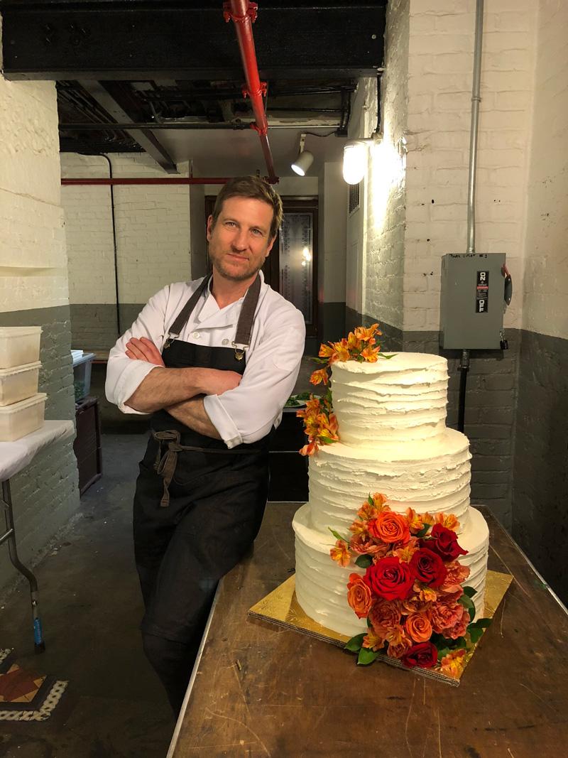 Chef Jay Refiel