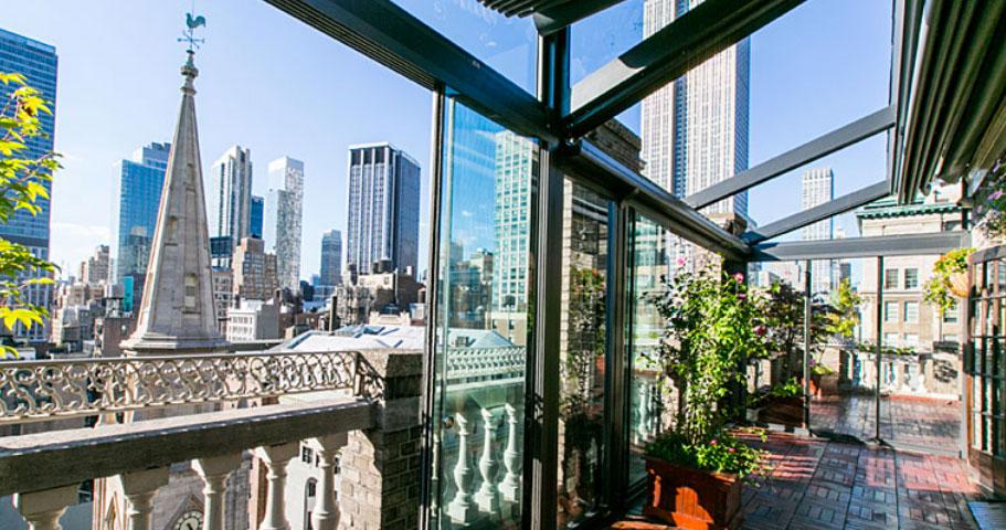 Midtown Loft & Terrace